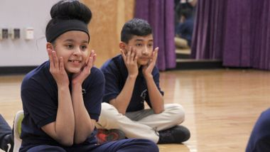 AileyDance Kids at Dual Language Middle School