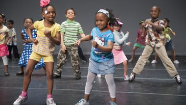 AileyDance Kids from Bronx Charter School for Excellence final performance