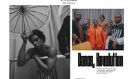OUT Magazine - Dance-Revolution