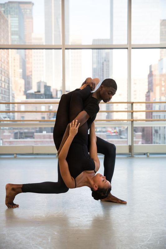 Students from The Ailey School Junior Division
