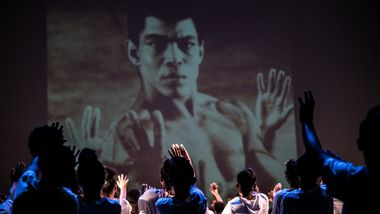 New York AileyCampers pay tribute to Alvin Ailey