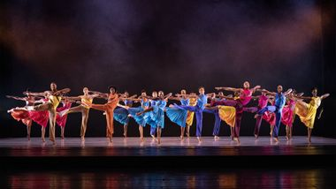 Alvin Ailey American Dance Theater in Darrell Grand Moultrie's Ounce of Faith
