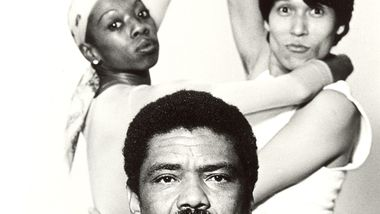 Marilyn Banks, Alvin Ailey, and Masazumi Chaya. Photo by Jack Mitchell. (©) Alvin Ailey Dance Foundation, Inc. and Smithsonian Institution