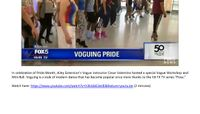 Fox 5 New York - Voguing For Pride