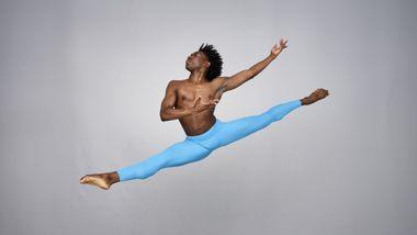 Alvin Ailey American Dance Theater's Chalvar Monteiro