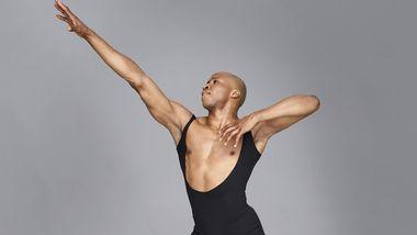 Alvin Ailey American Dance Theater's  Jeroboam Bozeman