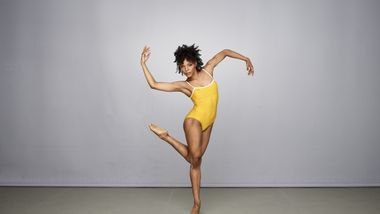Alvin Ailey American Dance Theater's Samantha Figgins