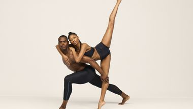 Alvin Ailey American Dance Theater's Jamar Roberts and Jacqueline Green
