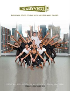 The Ailey School Press Kit updated 7-17-19