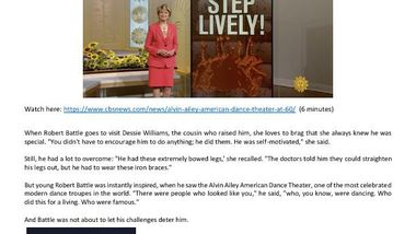 CBS Sunday Morning_Alvin Ailey American Dance Theater At 60_8.11.19