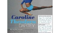 Dance Magazine - The Dirt: Caroline Theodora Dartey
