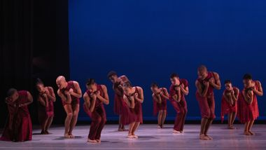 Ailey II in Kirven Douthit-Boyd's Still. Photo by Nir Arieli
