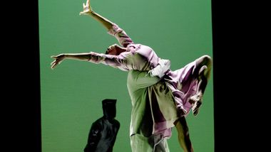 Alvin Ailey American Dance Theater's Akua Noni Parker and Clifton Brown in Donald Byrd's Greenwood