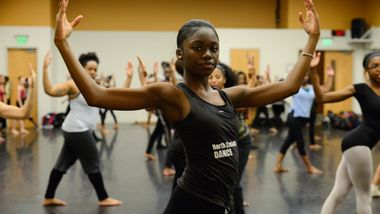 Ailey Experience in Atlanta. Photo by Shoccara Marcus