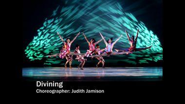 Judith Jamison's Divining B-Roll