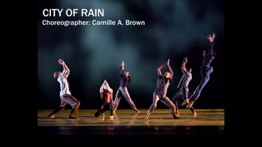 Camille A. Brown's City of Rain B-Roll