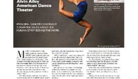 Nashville Parent - The Legacy Of Alvin Ailey American Dance Theater