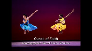 Darrell Grand Moultrie's Ounce of Faith B-Roll