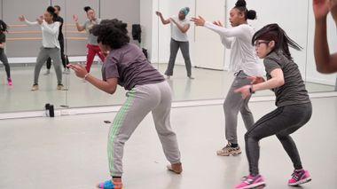 Angel Kaba's Afro'Dance Spring Performance Workshop, 2020