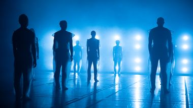 Alvin Ailey American Dance Theater in Resident Choreographer Jamar Roberts' Holding Space