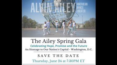 Ailey Spring Gala B-Roll