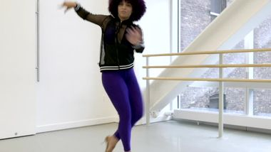Mambo with Katherine Jimenez at Ailey Extension