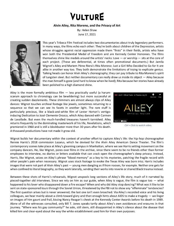Vulture_AAADT_AlvinAiley_AileyDocumentary_TribecaFilmFestival_Feature_6.17.21