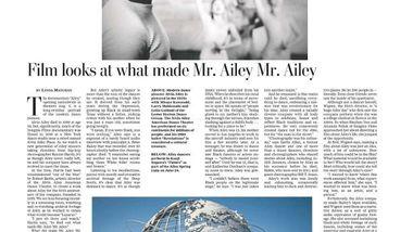 WashingtonPost_AAADT_AlvinAiley_AileyDocumentary_Feature_Print_7.25.21
