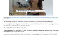 News12Brooklyn_AileyExtension_DanielleLima_Samba_VirtualClasses_Feature_Broadcast_8.19.21