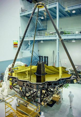 NASA's James Webb Space Telescope Reaches Major Milestone in Path to Launch with the Completion and Delivery of Optical Telescope Element
