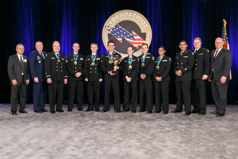 All Service Division National Champions