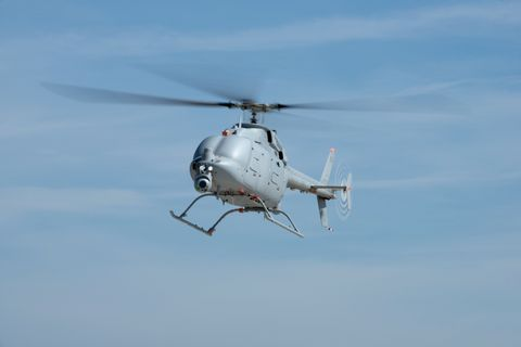 MQ-8C Fire Scout Concludes Operational Assessment