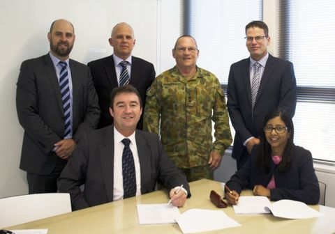 Northrop Grumman Australia Awarded Department of Defence Computer Network Defence Contract