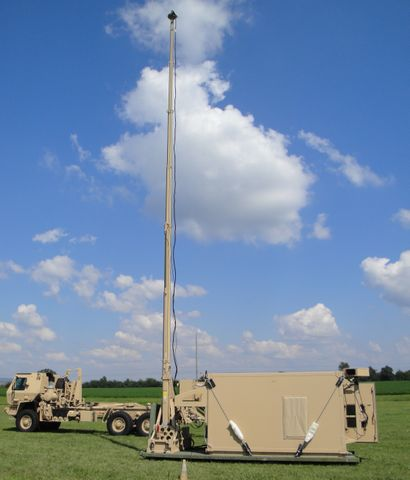 Northrop Grumman Delivers Prototype Shelters to US Army to Upgrade Integrated Air and Missile Defense Battle Command System