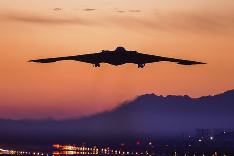 Photo Release -- US Air Force, Northrop Grumman Craft Plan to Increase B-2 Operational Availability
