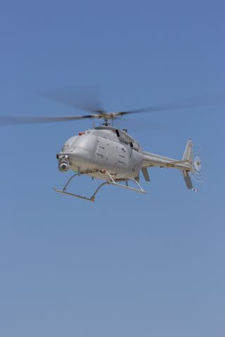 Photo Release -- U.S. Navy Demonstrates Endurance on the MQ-8C Fire Scout
