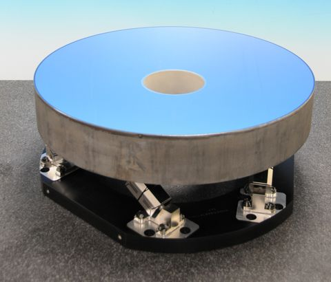 Photo Release -- Northrop Grumman Successfully Delivers Primary Mirror for University of Massachusetts, Lowell PICTURE B Mission