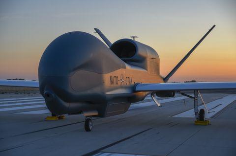 NATO AGS aircraft (b)