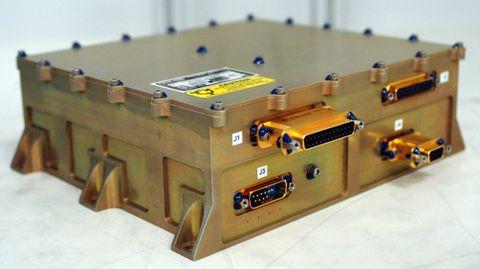 Himawari-8 Cryocooler Electronics