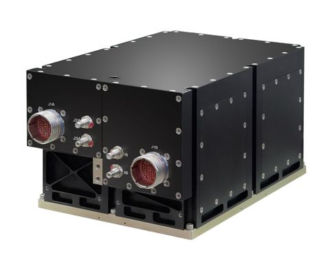 Scalable Space Inertial Reference Unit