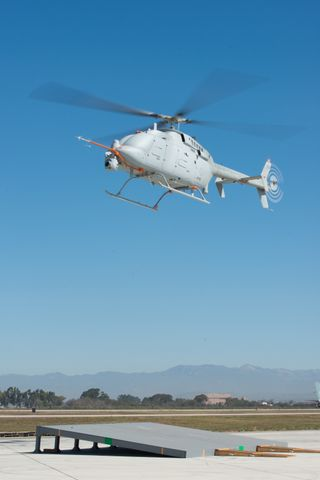 MQ-8C Fire Scout (c)