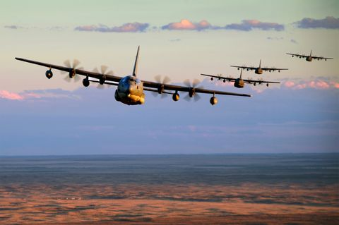 Airborne terminals