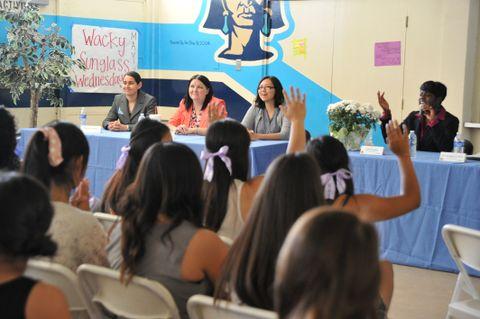 Women Empowerment Panel, Azusa Campus