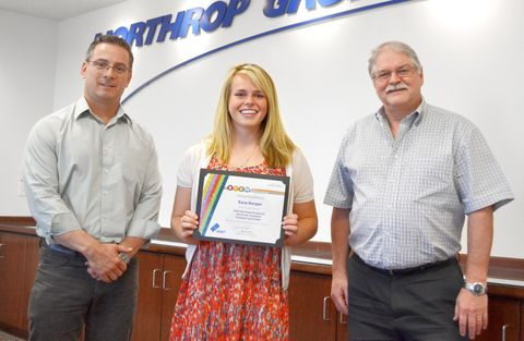 Engineering Scholars Awards, Sara Harper