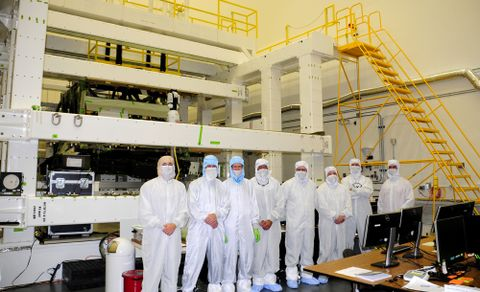 James Webb Space Telescope, ATK team