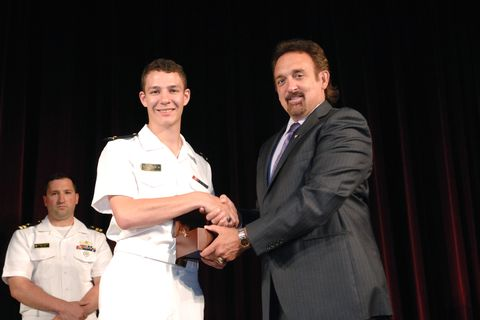 2014 Elmer A. Sperry Junior Navigator of the Year Award