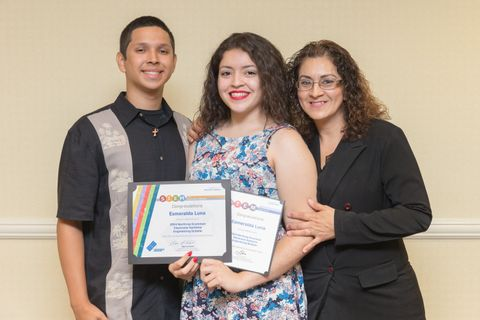 Engineering Scholars Awards, Esmeralda Luna