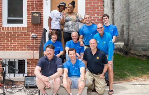 Sandtown Habitat for Humanity