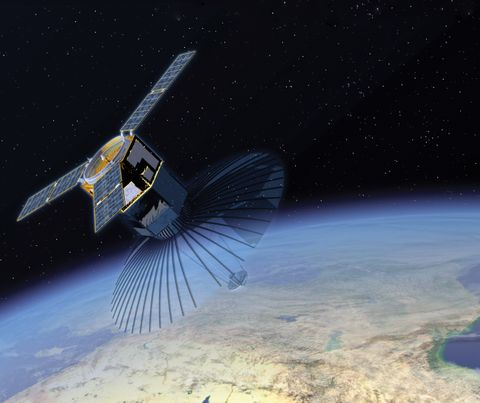 Modular Space Vehicle
