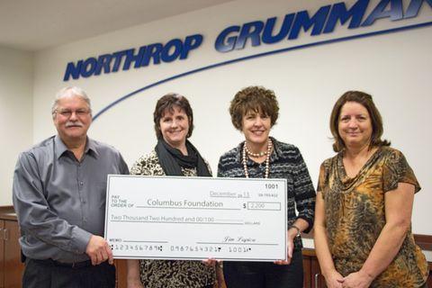 Northrop Grumman STEM Grant